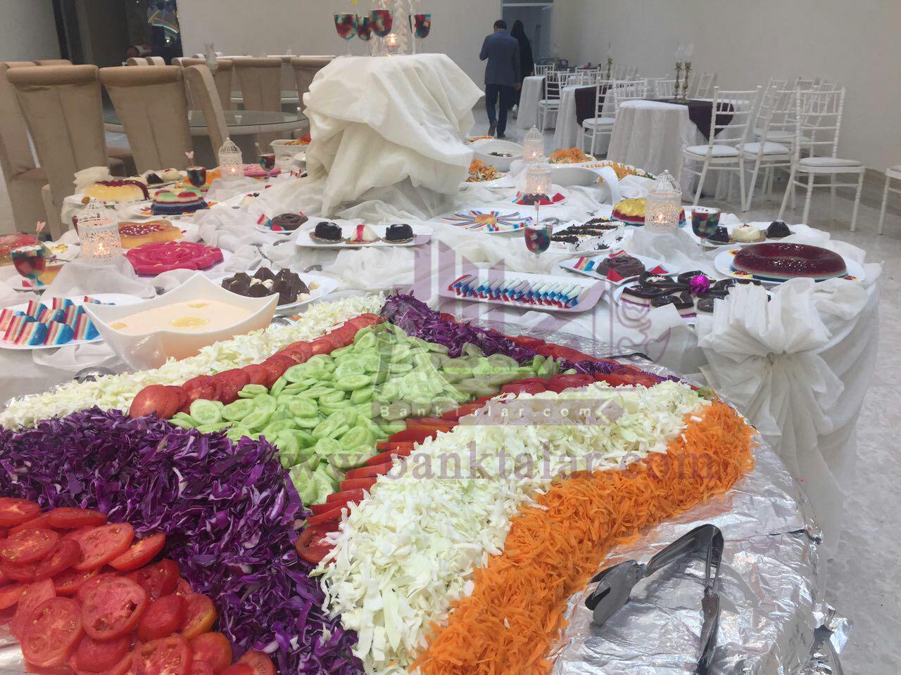 تالار عروسی عطر سیب کرمانشاه